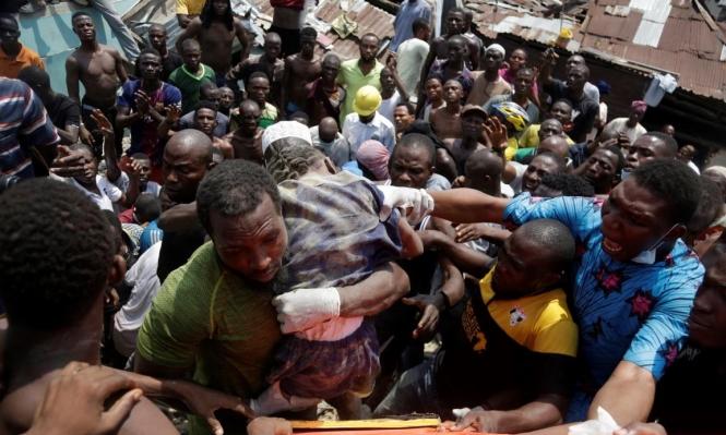 نيجيريا: شرطي يقتل 10 ويجرح 30 طفلا خلال الاحتفال بالفصح