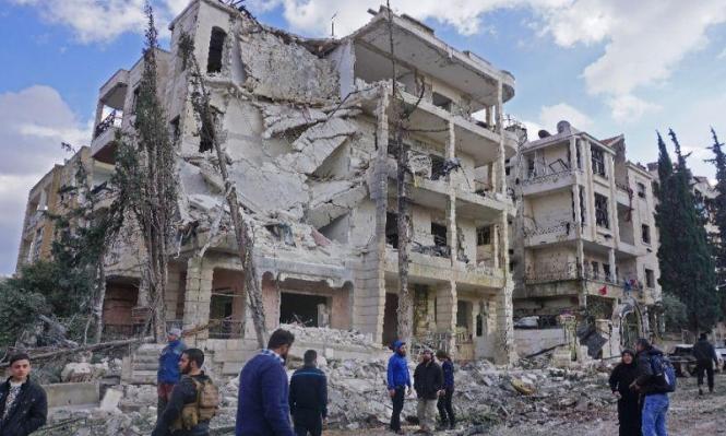 إدلب: مقتل 7 مدنيين بهجمات للنظام