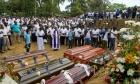 9 انتحاريين بينهم امرأة نفذوا تفجيرات سيرلانكا