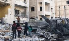 إدلب: مقتل 17 شخصا وإصابة العشرات بتفجير سيارة