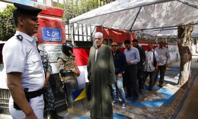 منظمة حقوقية: بيئة الاستفتاء المصري غير نزيهة وغير حرة
