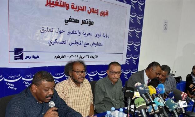 السودان: المجلس العسكري يقيل ثلاثة من أعضائه والمعارضة تستأنف المفاوضات