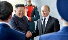 بدء قمة بوتين وكيم في فلاديفوستوك