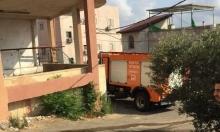 حريق بمنزل في قلنسوة وإلقاء زجاجتين حارقتين على آخر بكفر مصر