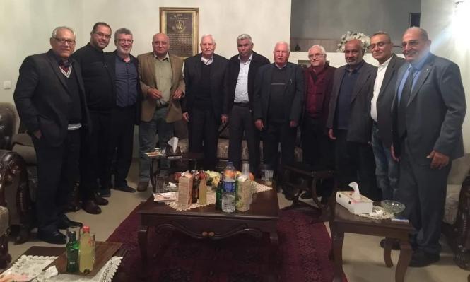 """لجنة الوفاق تبحث مع الأحزاب """"آليات التنسيق والعمل المشترك"""""""