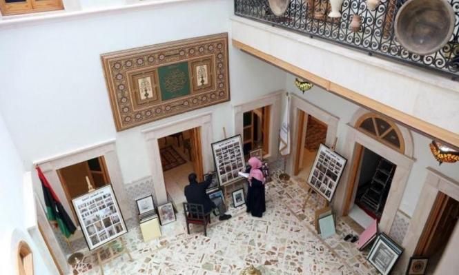 رغم المعارك: معرض للفنون في المدينة القديمة بالعاصمة الليبية