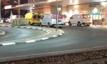 تل السبع: إصابة خطيرة لطفلة في حادث دهس