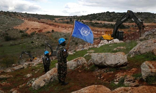 اليونيفيل يزيد دورياته في الجنوب اللبناني بعد ضغوط إسرائيلية وأميركيّة