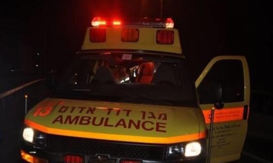 الرملة: إصابة قاصرين بإطلاق نار وطعن