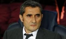 مدرب برشلونة: لقب الليغا سيزيدنا قوة أمام ليفربول