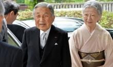 إمبراطور اليابان يتخلّى عن عرشه لابنه