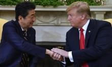 ترامب متفائل إزاء إبرام اتفاق تجاري مع اليابان