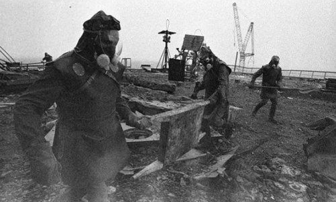 لعبة فيديو تعيد إحياء كارثة تشرنوبيل