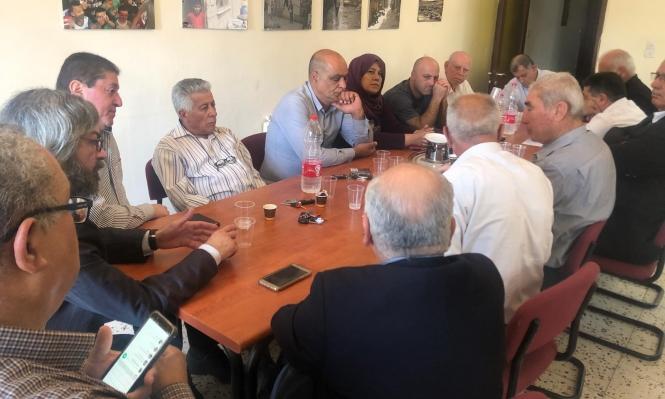 الإصرار على تنظيم مسيرة العودة في أم الشوف وخبيزة