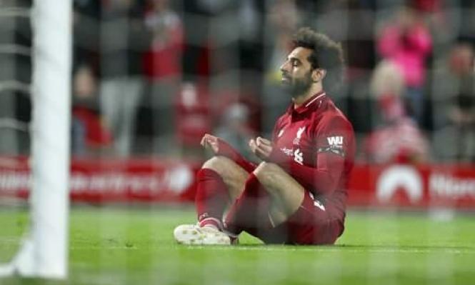 ثنائية لصلاح: ليفربول يسحق هيديرسفيلد تاون بخماسية