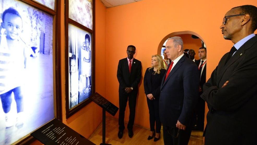 نتنياهو يزور معرض تخليد الضحايا.. ولا إقرار إسرائيليا (مكتب الصحافة الحكومي)