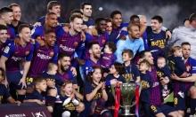 برشلونة يفرض هيمنته على الدوري الإسباني
