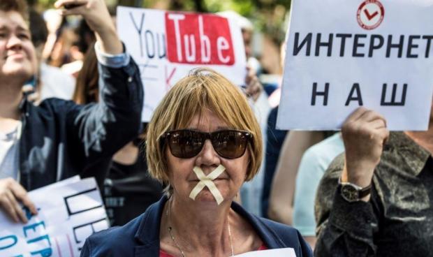 """الإنترنت الروسي """"الجديد"""": آلية رقابة قد تواجه الفشل"""