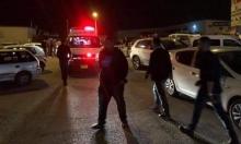طمرة: إصابة خطيرة لشاب في جريمة إطلاق نار