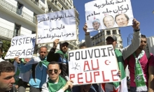 طلاب الجزائر يؤكدون رفضهم لوجوه نظام بوتفليقة