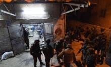 اعتقالات بالضفة ومصادرة ورشة بحجة تصنيع أسلحة