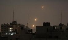 صاروخ غزي ينفجر في البحر؛ تقديرات إسرائيلية: تجربة صاروخية