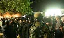 آلاف المستوطنين يقتحمون كفل حارس واعتقالات بالضفة