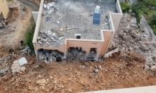 سخنين: انهيار حائط على منزل مأهول