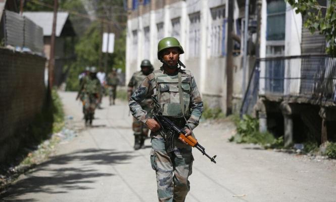 الهند: مقتل 16 عنصرا من القوات الخاصة في تفجير