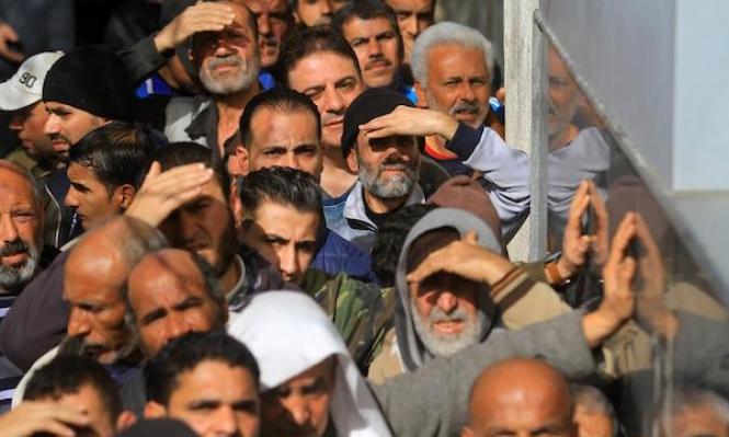 الفقر والبطالة يُلاحقان عمّال غزّة