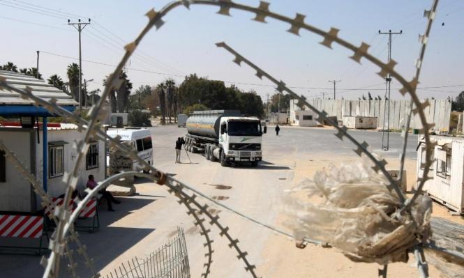 الأجهزة الأمنية الإسرائيلية تقترح إقامة منطقة صناعية في معبر المنطار