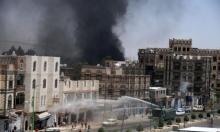 تحالف السعودية يهاجم قاعدة جوية قرب مطار صنعاء