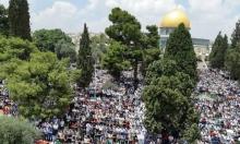 مفتي القدس يدعو لتحري هلال رمضان