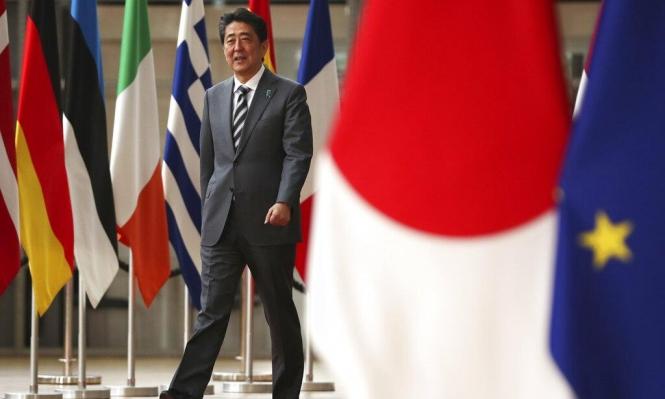 رئيس الوزراء الياباني: مستعد للقاء زعيم كوريا الشمالية دون شروط