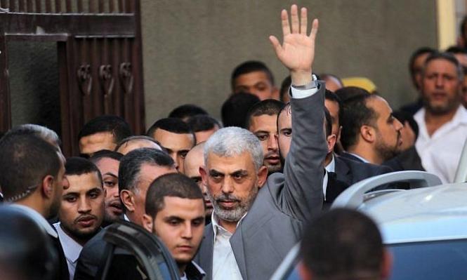 """السنوار يبحث بالقاهرة """"التهدئة"""" والمصالحة"""