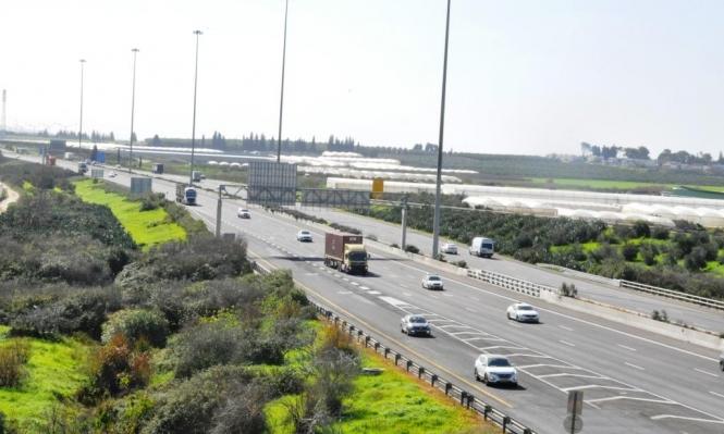 توسيع شارع 6 على حساب البلدات العربية بالمثلث