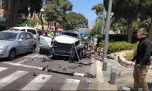 حيفا: إصابتان بجراح خطيرة جراء انفجار سيارة بمركز الكرمل