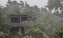 """الإعصار """"فاني"""" يضرب الهند"""