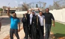 النقب: استقبال الأسير صياح الطوري في العراقيب