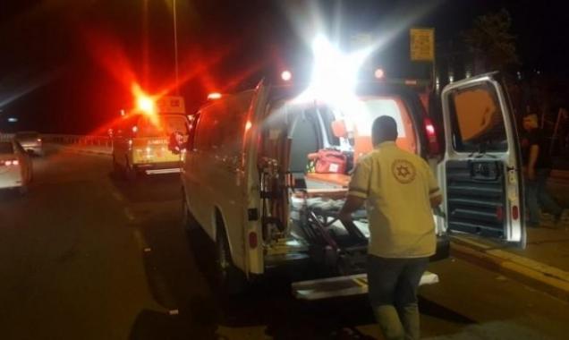 كفر كنا: إصابة خطيرة لامرأة سقطت من علو