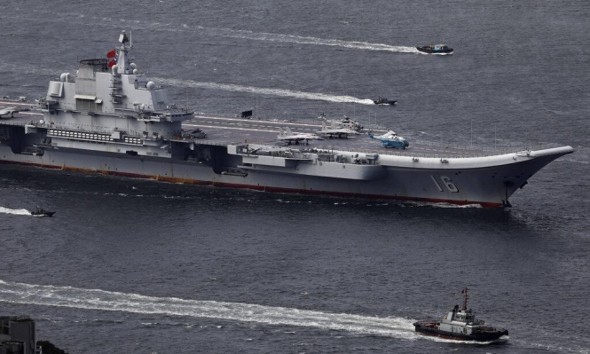 البنتاغون يرجح أن تفعّل الصين أول حاملة طائرات هذا العام
