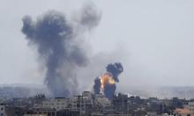 الاحتلال يتوعد بمزيد من الضربات على غزة واستمرار الصواريخ
