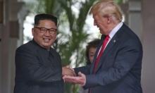 """ترامب """"واثق"""" بكيم رغم إطلاق كوريا الشمالية صواريخ"""