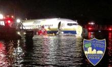 """فلوريدا: سقوط طائرة """"بوينغ 737"""" في نهر دون ضحايا"""