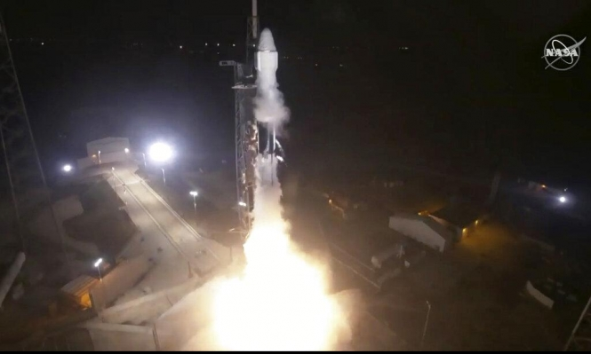 """مهمة جديدة تقوم بها """"سبيس إكس"""" في الفضاء"""
