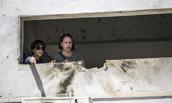 أكثر من 200 صاروخ من غزة وتواصل مباحثات التهدئة
