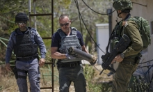 الكابينيت يوعز بتكثيف الضربات على غزّة