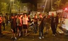 4 إصابات في حادث طرق قرب دير حنا