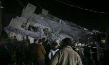 قصف 200 منشأة مدنية وعشرات المنازل لقيادات بحماس والجهاد