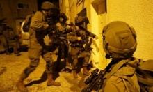 اعتقال 14 فلسطينيا بالقدس والضفة